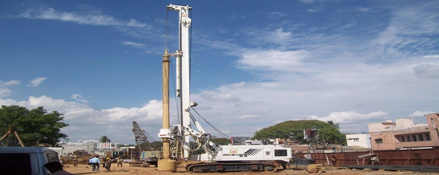 JP CONSTRUCTION – Piling Contractor & Piling Service Provider